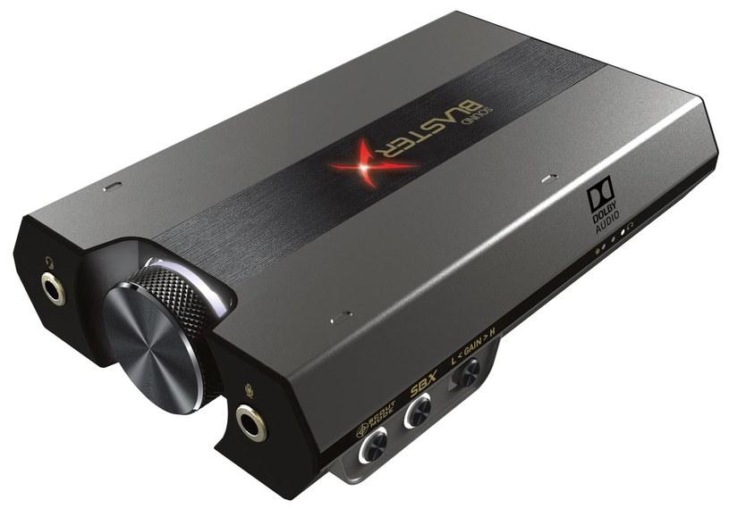 Sound BlasterX G6 /materiały prasowe