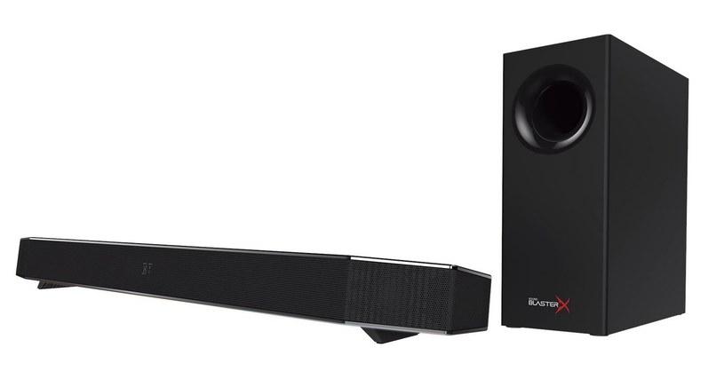 Sound BlasterX /materiały prasowe