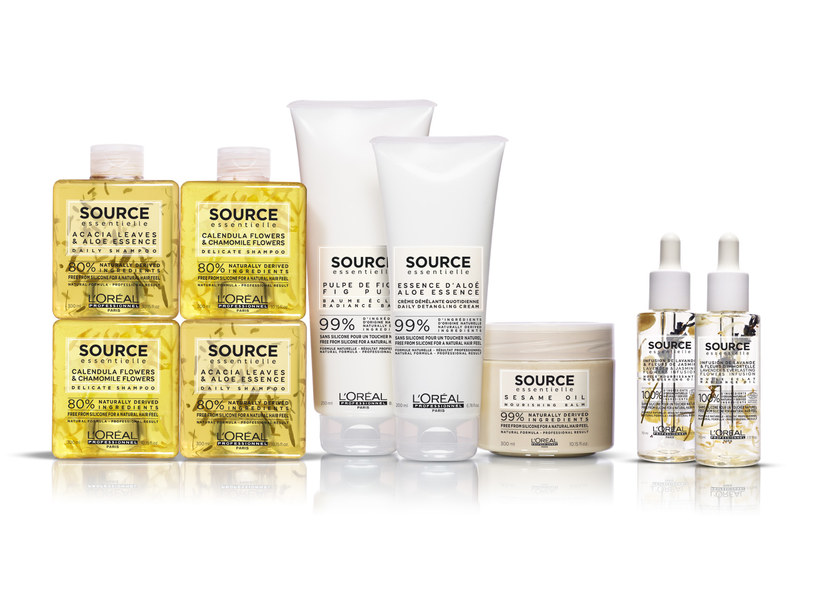 Source Essentielle, L'Oréal Professionnel /materiały prasowe