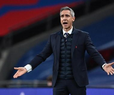Sousa po meczu z Anglią: Zeszliśmy z boiska smutni, bo mogliśmy uzyskać więcej