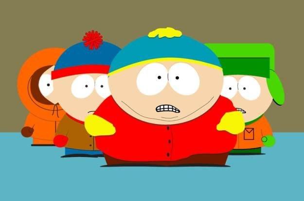 """""""South Park"""" - jego obecność w serwisie YouTube doprowadziła do rozprawy sądowej /materiały prasowe"""