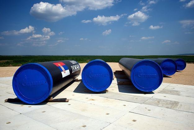 South Stream nie ma ekonomicznego uzasadnienia? /AFP