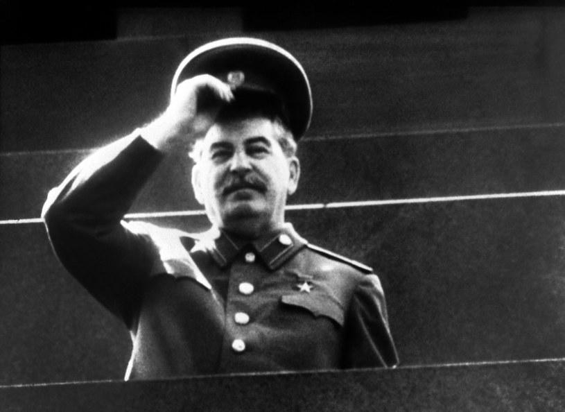 Sowiecki dyktator Józef Stalin miał świadomość nieuchronnej wojny z nazistowskimi Niemcami /AFP