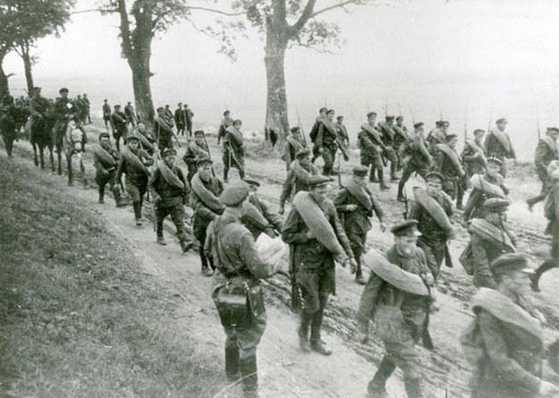 Sowieckie wojska zaatakowały Polskę 17 września 1939 roku /Agencja FORUM