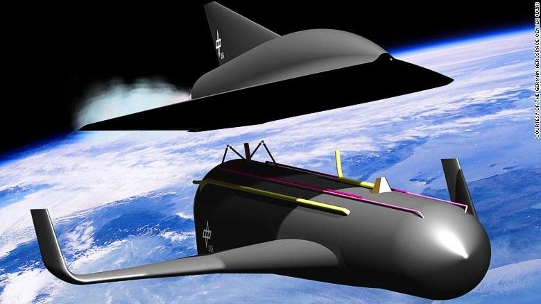 SpaceLiner pozwoli na podróże z prędkością 25 Mach /materiały prasowe