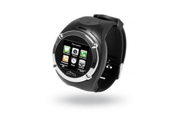 Spaceman H@LO Watch MT840 - połączenie zegarka i telefonu /materiały prasowe