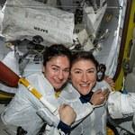 Spacer EVA-58 - pierwszy kosmiczny spacer wykonany wyłącznie przez kobiety