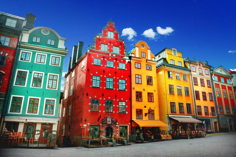 Spacer po sztokholmskiej starówce to prawdziwa uczta dla oczu /123RF/PICSEL