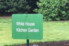Spacer w ogrodach Białego Domu możliwy tylko 2 razy w roku