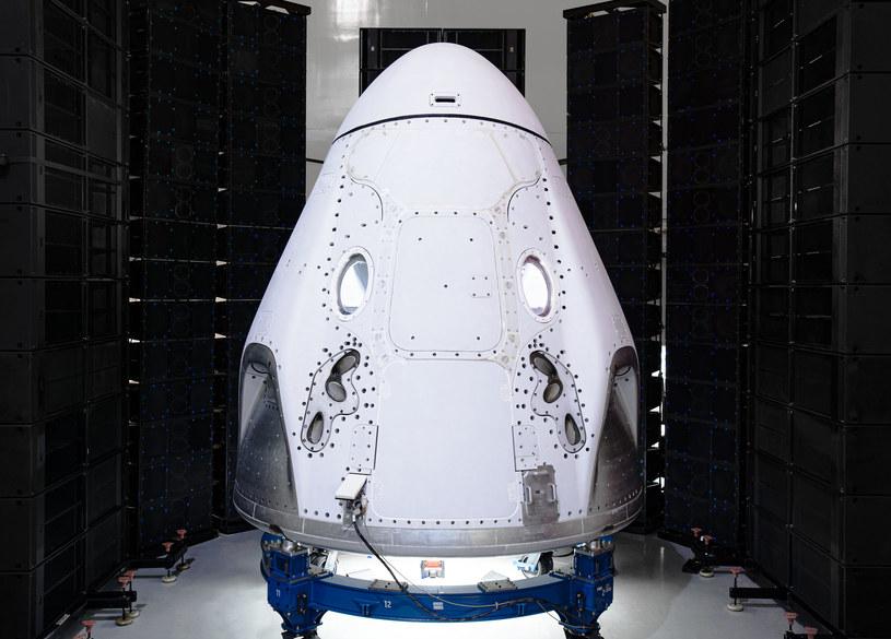 SpaceX Crew Dragon Demo-2 /materiały prasowe