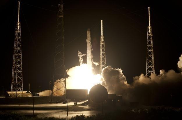 SpaceX Dragon już wystartował. Na Ziemię wróci po 28 października /NASA