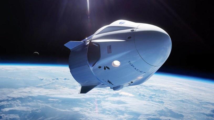 SpaceX Dragon /materiały prasowe