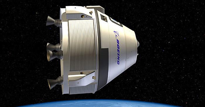 SpaceX i Boeing od kilku lat rozwijały swoje projekty pojazdów załogowych. /materiały prasowe