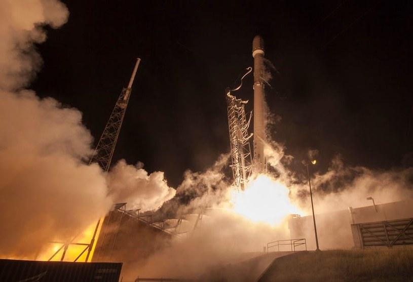 SpaceX ma kłopoty po wybuchu rakiety Falcon 9 /materiały prasowe