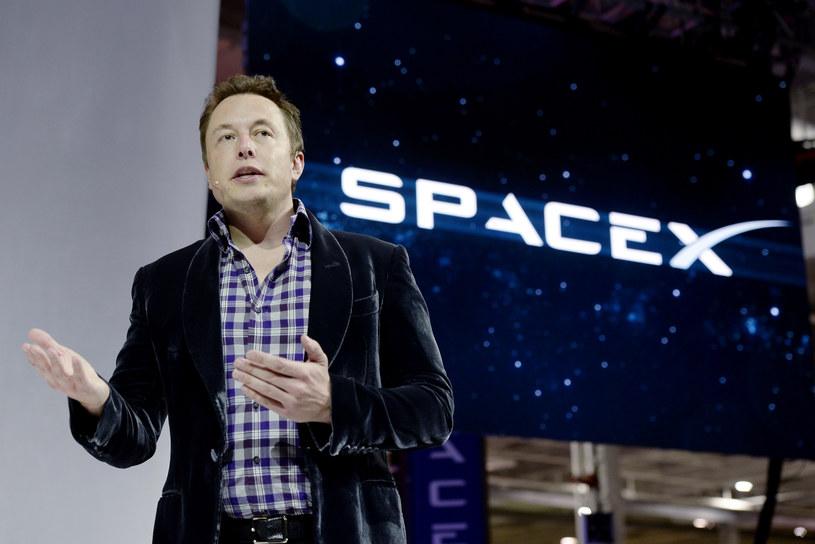 SpaceX powstało prawie dwie dekady temu /AFP