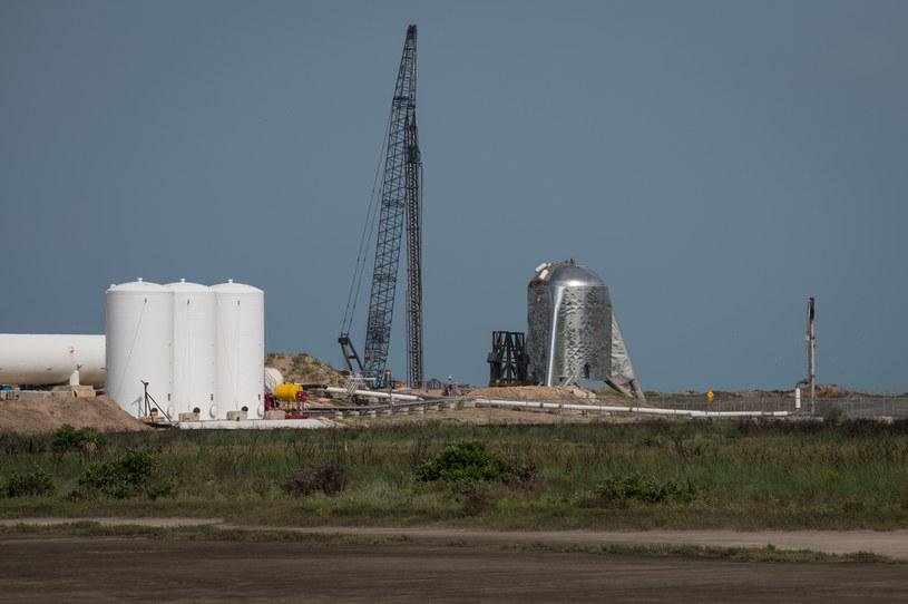 SpaceX pracuje nad nowym prototypem /AFP