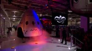 SpaceX prezentuje kapsułę załogową Dragon V2