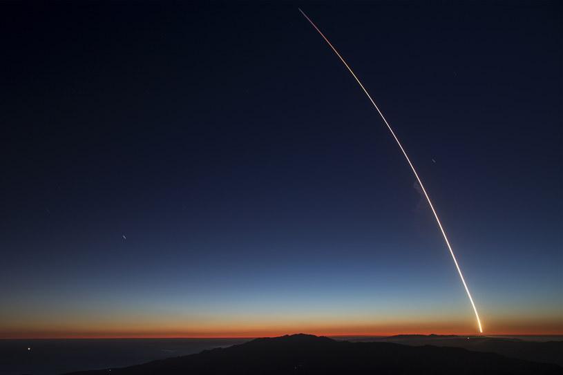 SpaceX przygotowuje się do testów kapsuły Crew Dragon /AFP