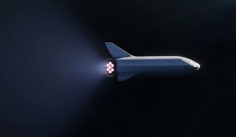 SpaceX /materiały prasowe