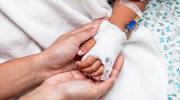 Spada śmiertelność z powodu nowotworów u dzieci