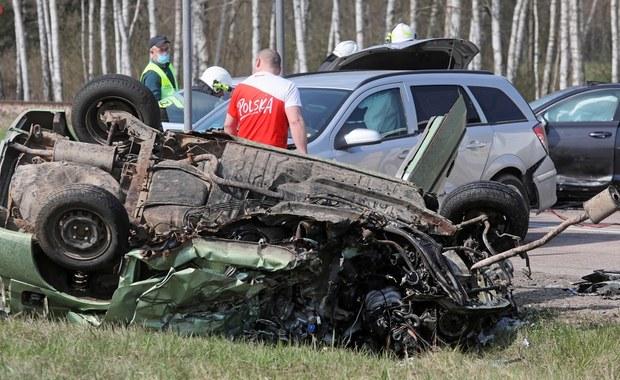 Spadek liczby wypadków w Polsce. Niestety, wzrosła liczba ofiar pijanych kierowców