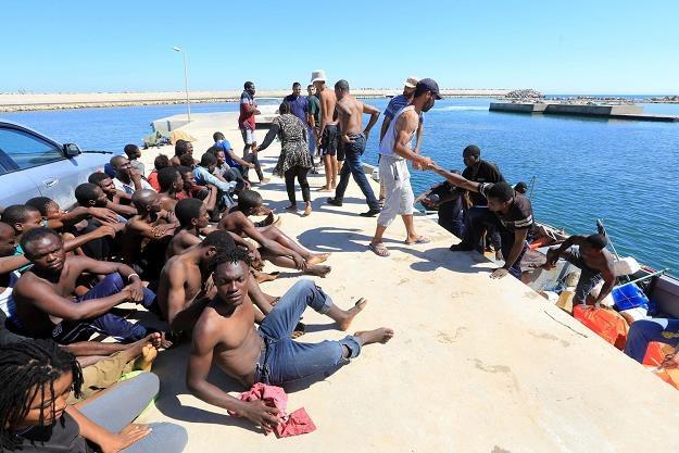 Spadek nielegalnej migracji do Unii Europejskiej o 63 procent /AFP