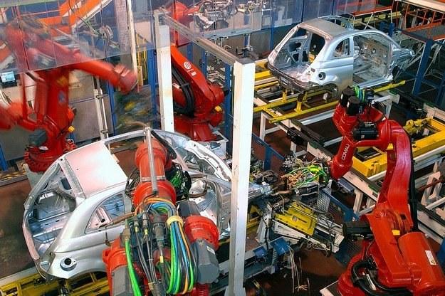 Spadek produkcji nie dotknął fabryki w Tychach /INTERIA.PL