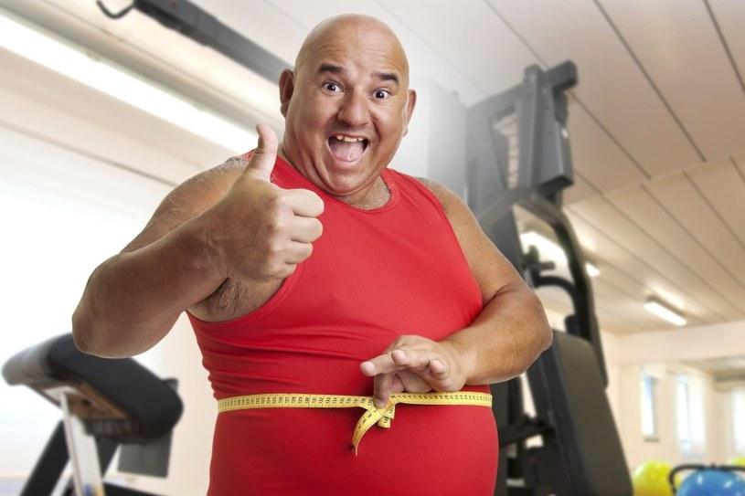 Spadek wagi poprawia jedynie zdrowie. Samopoczucia już nie /123RF/PICSEL