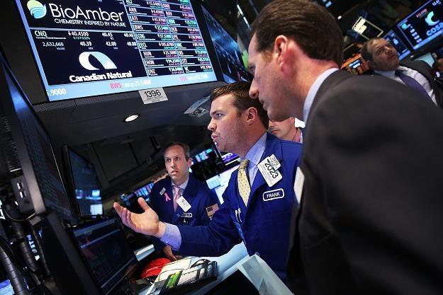 Spadki na Wall Street, rozczarował start okresu przedświątecznego w USA /AFP
