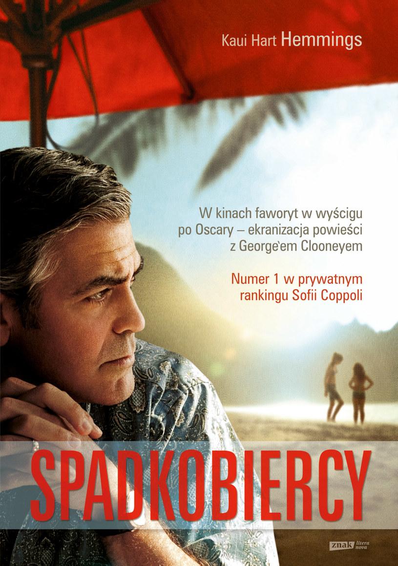 Spadkobiercy /Wydawnictwo Znak
