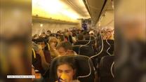 Spadło ciśnienie, wypadły maski. Na pokładzie Ryanaira panował spokój