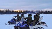 Spadochroniarze w lodowej krainie