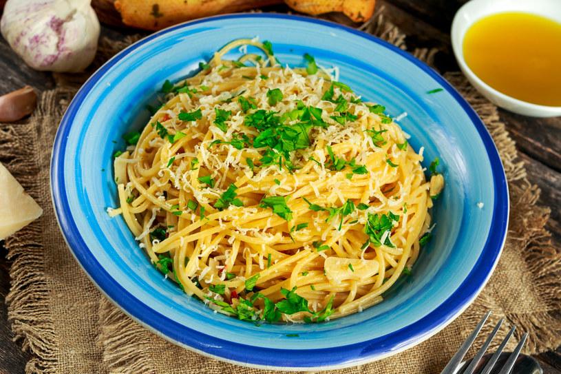 Spaghetti aglio e olio /123RF/PICSEL