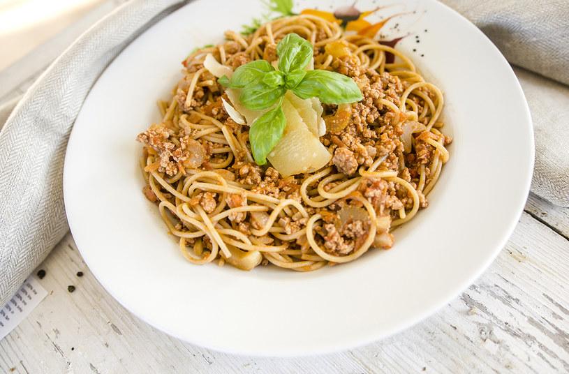 Spaghetti Bolognese to danie znane na całym świecie /INTERIA.PL