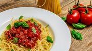 Spaghetti bolognese ze świeżych pomidorów