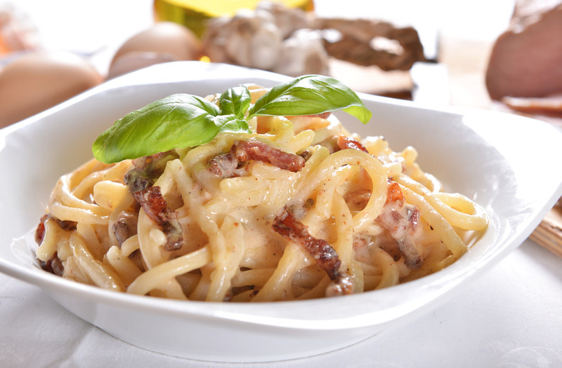 Spaghetti carbonara /123RF/PICSEL