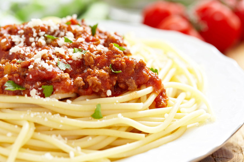 Spaghetti po bolońsku /123RF/PICSEL