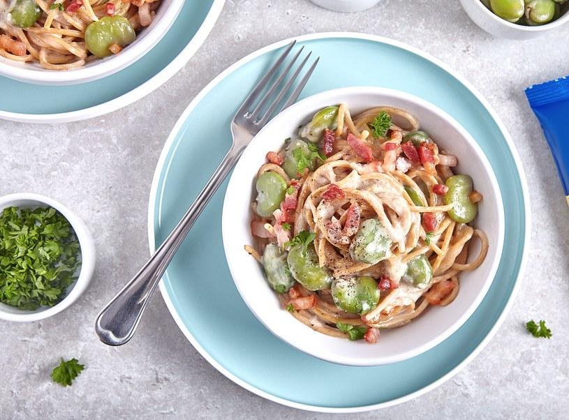 Spaghetti z bobem /materiały prasowe