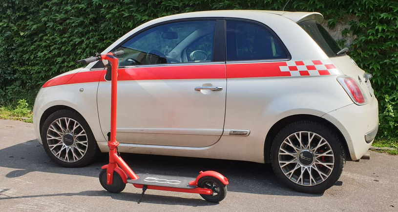 Spalinowy czy elektryczny? Którego Fiata 500 wolicie? /INTERIA.PL