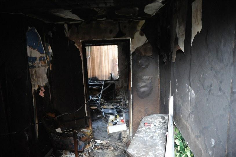Spalony Tearoom w Koszalinie / DOMIN / AGENCJA SE / / East News