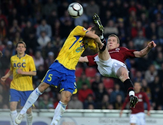 Sparta zaliczyła test przed meczem z Lechem /AFP
