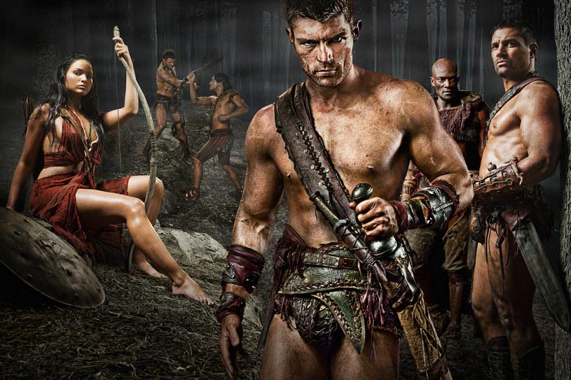 """""""Spartakus: Zemsta"""" /materiały prasowe"""