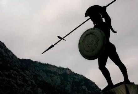 Spartanie nie zadbali rzetelnie o swoją historię /AFP