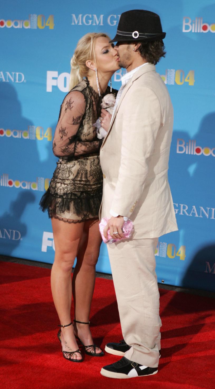 Spears i Federline w końcu się pogodzili /Frazer Harrison /Getty Images