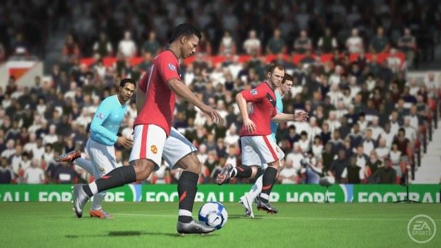 Specjaliści od wizażu w EA zajęli sie niewyjściową facjatą Rooney'a /CDA
