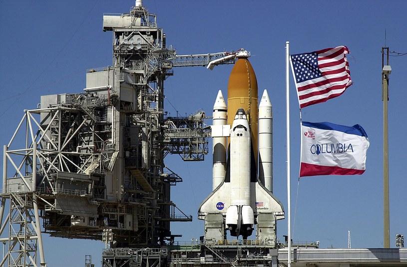 Specjalistom udało się odzyskać dane nawet z dysku tawrdego zniszczonego promu kosmicznego Columbia /AFP