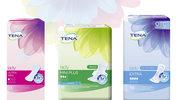 Specjalistyczne wkładki i podpaski TENA Lady