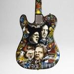 Specjalna gitara na Przystanku Woodstock