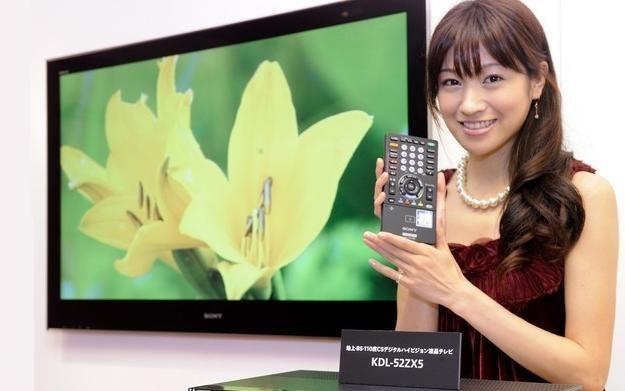 Specjalna linia telewizorów Sony dedykowana graczom? Czemu nie? /AFP