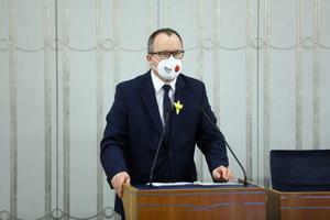 Specjalna uchwała Senatu w sprawie RPO Adama Bodnara